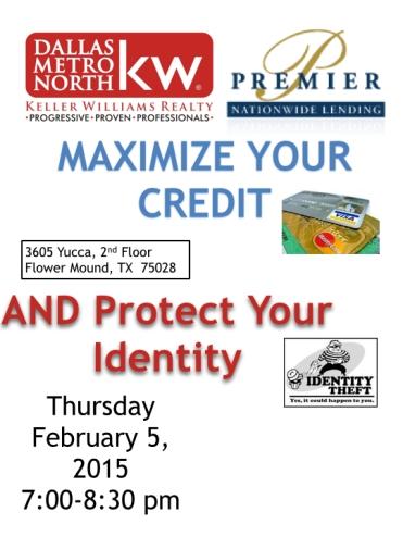 Premier Lending DMNKW Credit-Identity 2.001