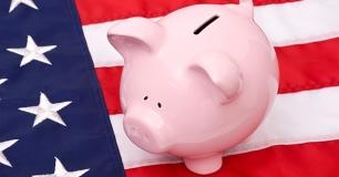 1-21-15 Flag-Backgroud-Piggy