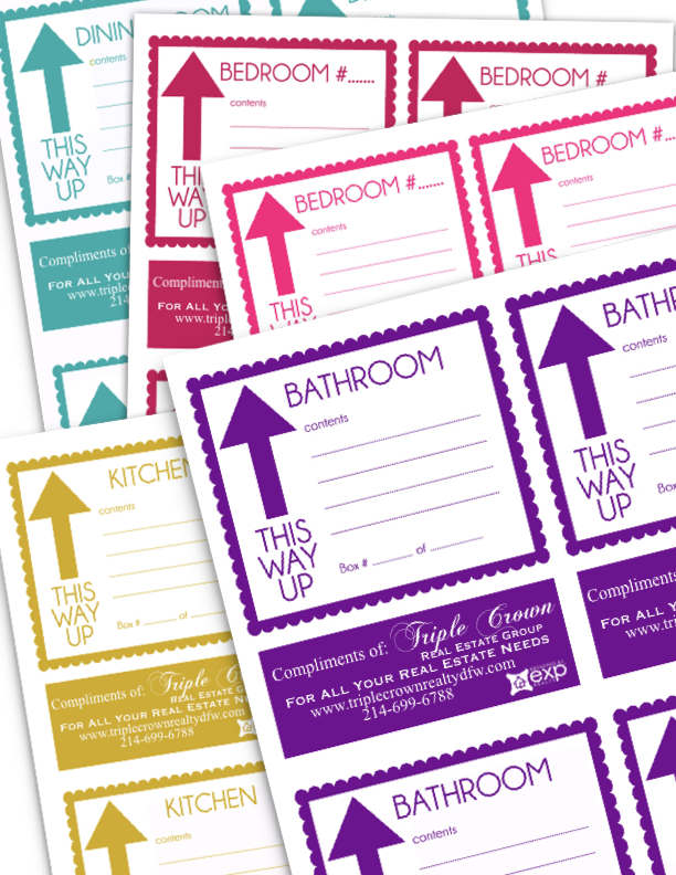 Get your FREE Printable Labels